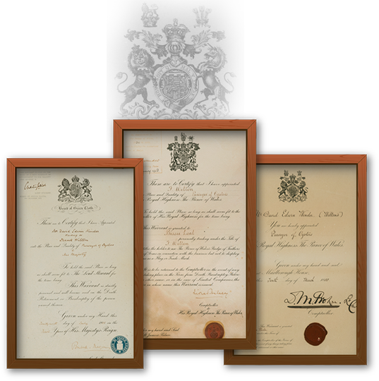 royal warrants